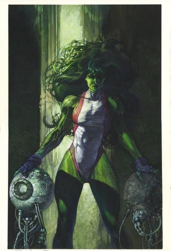 32 She Hulk unita