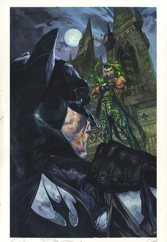 8 Batman fear state Omega variant